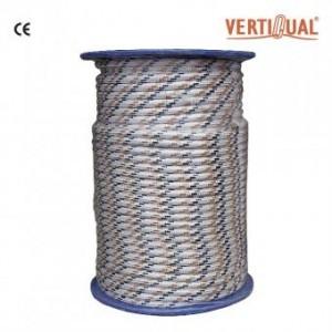 Franghie statica de siguranta cu miez si invelis, PATRON � 14 mm / ml cert. Cf. EN 1891