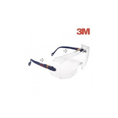 Ochelari de protectie 3M cu lentila Transparenta