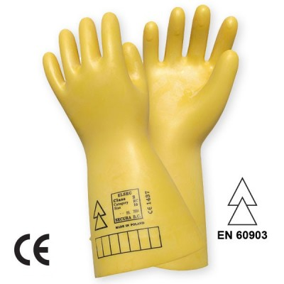 Manusa electroizolanta ELSEC clasa 2  ( 17000 V )