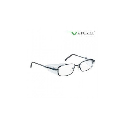 Ochelari de protectie cu lentile de prescriptie, cu rama metalica  model 536-05