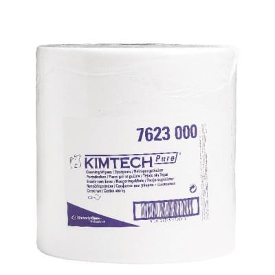 Lavete de curatare KIMTECH PURE* - rola mare, 600 foi