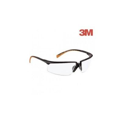 Ochelari de protectie SOLUS cu lentila Transparenta