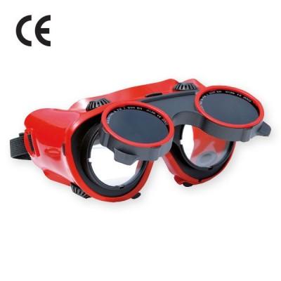 Ochelari de protectie cu lentila de sticla pentru sudori DUO
