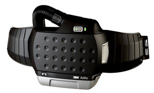 Sistem de protectie respiratorie pentru sudura cu presiune pozitiva ADFLO