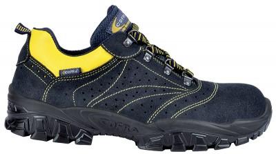 Pantof de protectie cu bombeu metalic NEW-ARNO S1