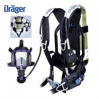 Aparat de protectie respiratorie autonom izolant DRAGER PSS3000