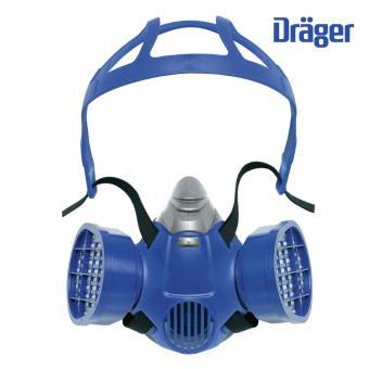 Semimasca cu 2 filtre DRAEGER X-PLORE 3300