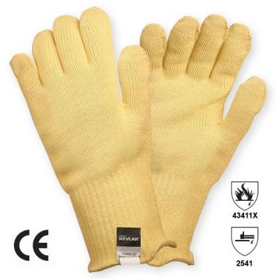 Manusa de protectie antitermica cat II tricot gros Kevlar MERCUR