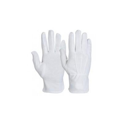 Manusa de protectie din tricot bumbac cu aplicatii punctiforme PVC BASIC