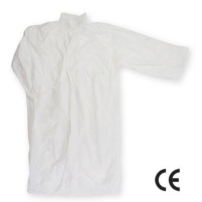 Halat  PE alb de unica folosinta / 10 buc