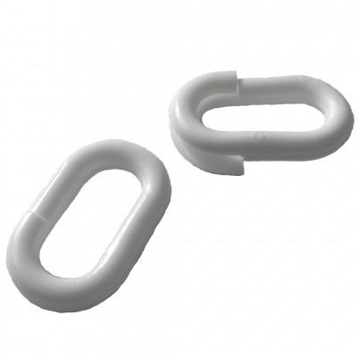 Carlige de prindere PVC, 25 buc/set