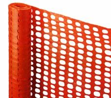 Gard plastic pentru delimitare, H120-50 ml
