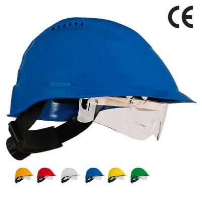 Casca de protectie ROCKMAN - suspensie plastic: P, R, A, B, G