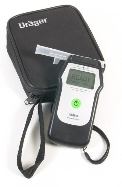 Alcooltest portabil cu afisaj digital
