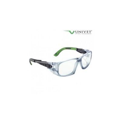 Ochelari de protectie cu lentile de prescriptie, cu rama plastic model 5x9