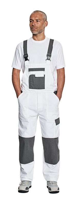 Pantaloni salopeta cu pieptar TAUPO