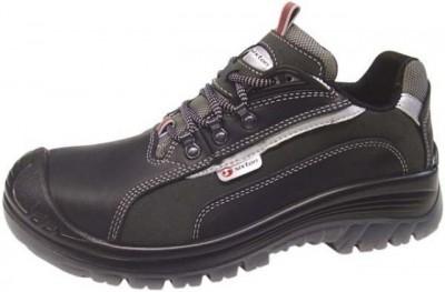 Pantof de protectie cu bombeu compozit si lamela antiperforatie NM,ANDALO S3