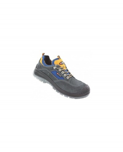Pantof de protectie cu bombeu compozit si lamela antiperforatie NM, LAND S1P