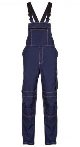 Pantaloni salopeta MAGNUS cu pieptar 2B16