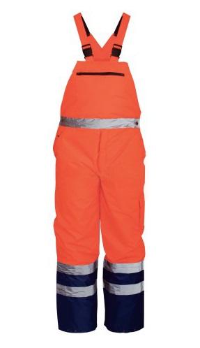 Pantaloni NORWAY  salopeta de iarna cu pieptar 5B33