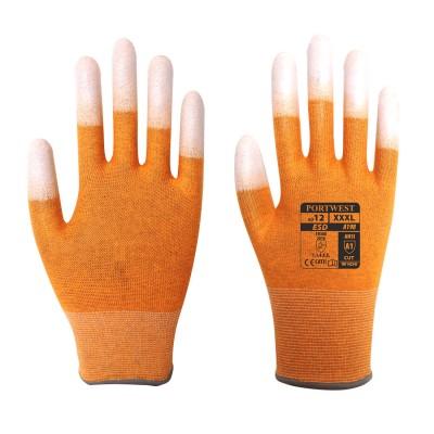 Manusi ESD cu PU Fingertip A198