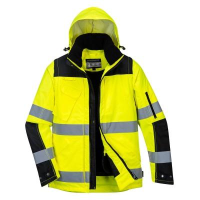 Jacheta HI VIS Premium 3-în-1 C469