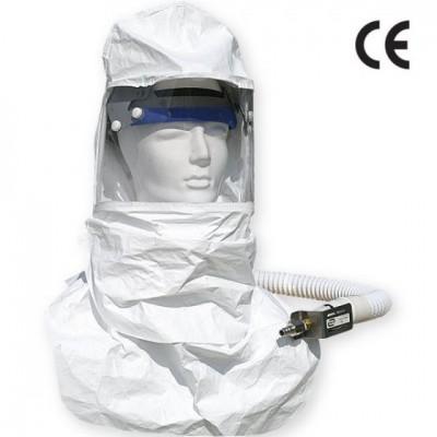 Costum pentru vopsitori cu aductiune de aer PAINTMAN