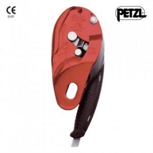Dispozitiv de coborare cu frana automata DESCENDER Petzl