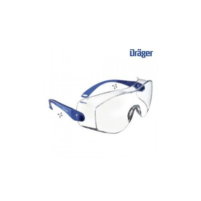 Ochelari de protectie X-pect, lentila policarbonat Transparent, overspectacle
