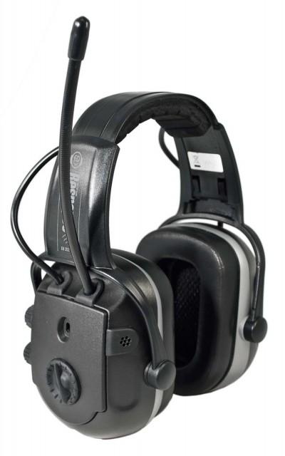 Antifoane externe 29 dB cu radio integrat ED RESPONSE