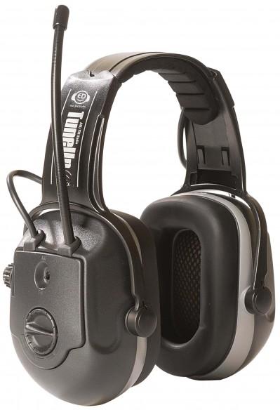 Antifoane externe 31 dB ED TUNEUP EAR DEFENDER Casti de protectie audio cu radio AM/FM integrat