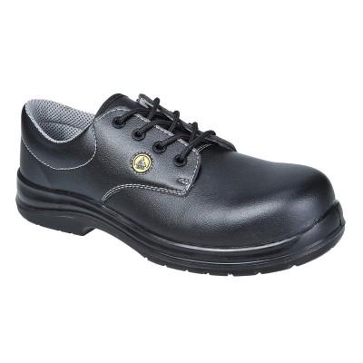 Pantofi ESD CLASICI S2 nemetalici compositelite FC01