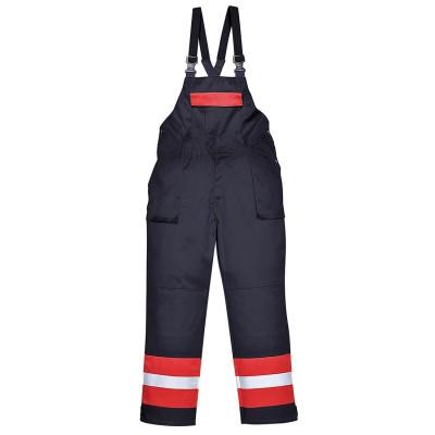 Pantaloni de salopeta BIZFLAME PLUS FR57 ignifugi si antistatici