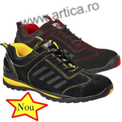 Pantofi LUSUM S1P-FW34