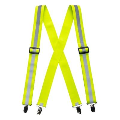 Bretele pantaloni HV56  HIVIS reflectorizante