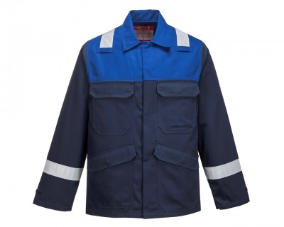 Jacheta BIZFLAME PLUS FR55 echipament ignifug
