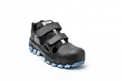 No.TWO MF S1P SRC sandale din piele de calitate , antistatice antiderapante