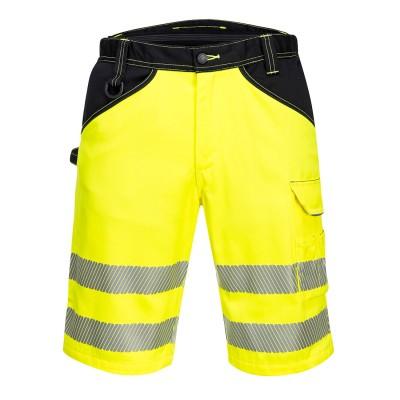 Pantaloni scurți PW3 Hi-Vis PW348