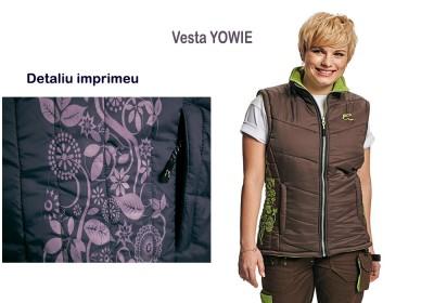 Vesta YOWIE de dama