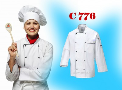 Tunica Bucatari C776 EXECUTIVE CHEF