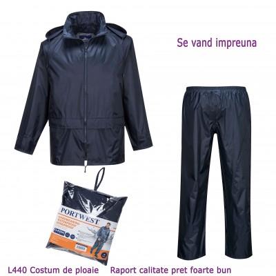 Costum de ploaie L440 CLASSIC (2 piese)