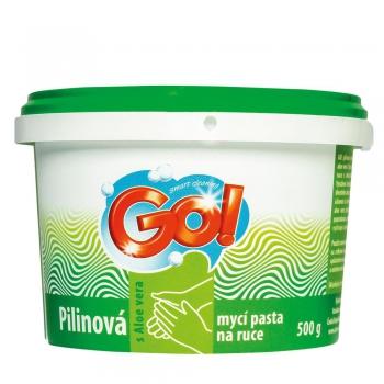 GO Pasta peeling pentru maini 500g