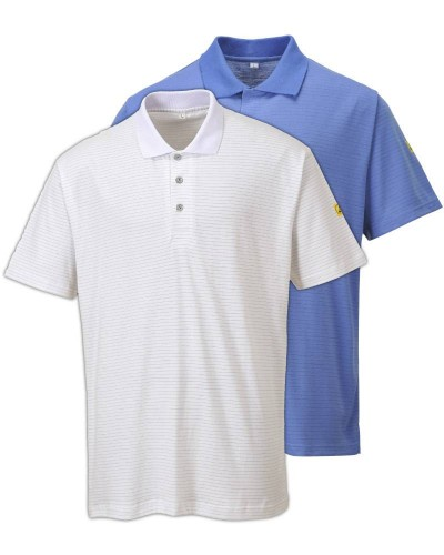 Tricou polo ESD ANTISTATIC  AS21