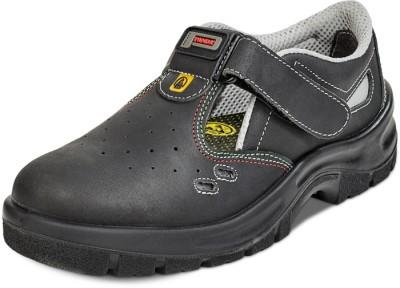 Sandale ESD TOPOLINO  S1P SRC din piele cu bombeu metalic lamela antiperforatie