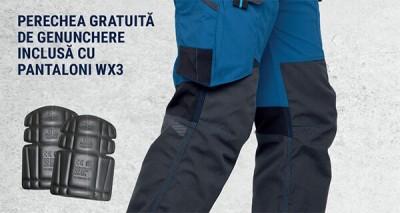 T702 Pantaloni HOLSTER WX3